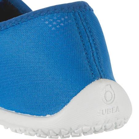 נעלי SNK 120 AD - כחול אדום