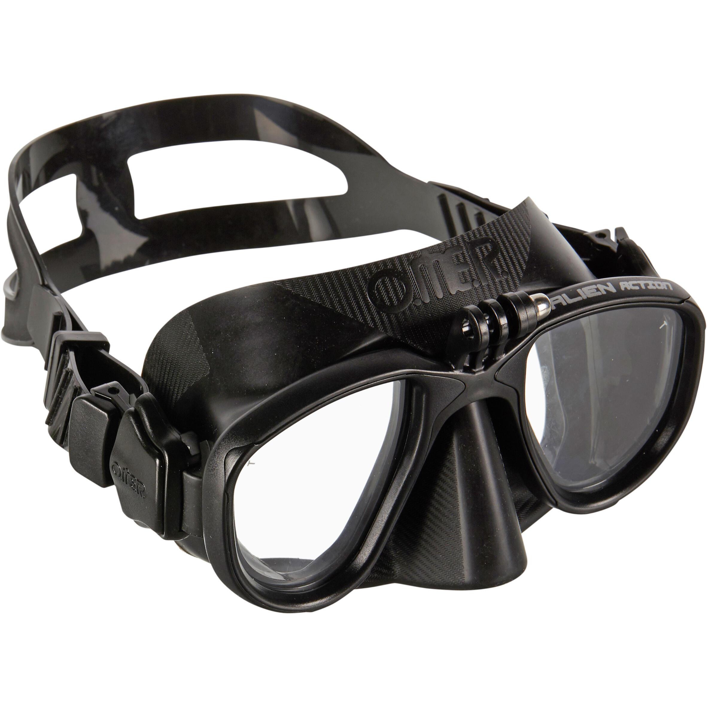 Mască vânătoare subacvatică imagine