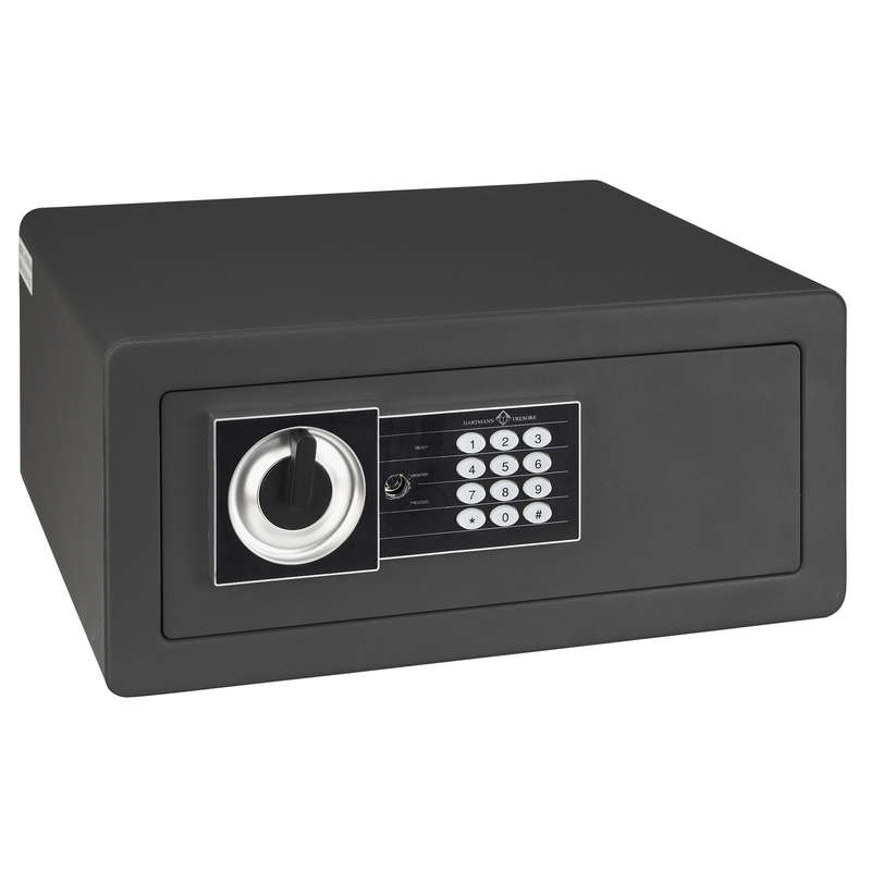 GUN SAFES Shooting and Hunting - ELECTRONIC STORAGE SAFE HARTMANN TRESORE FRA - Hunting and Shooting Accessories