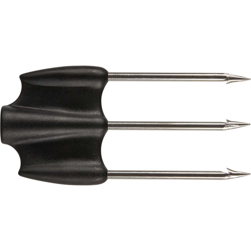 SPEARGUNS ACCESSORIES Spearfishing - SPF500 Spear 3-Prong Trident SUBEA - Spearfishing
