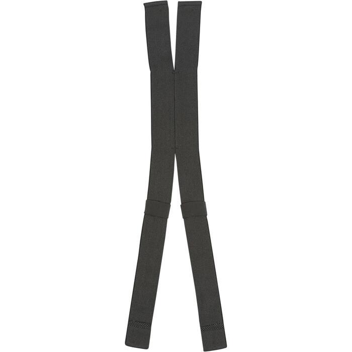 Strap voor snorkelmasker Easybreath 500 grijs
