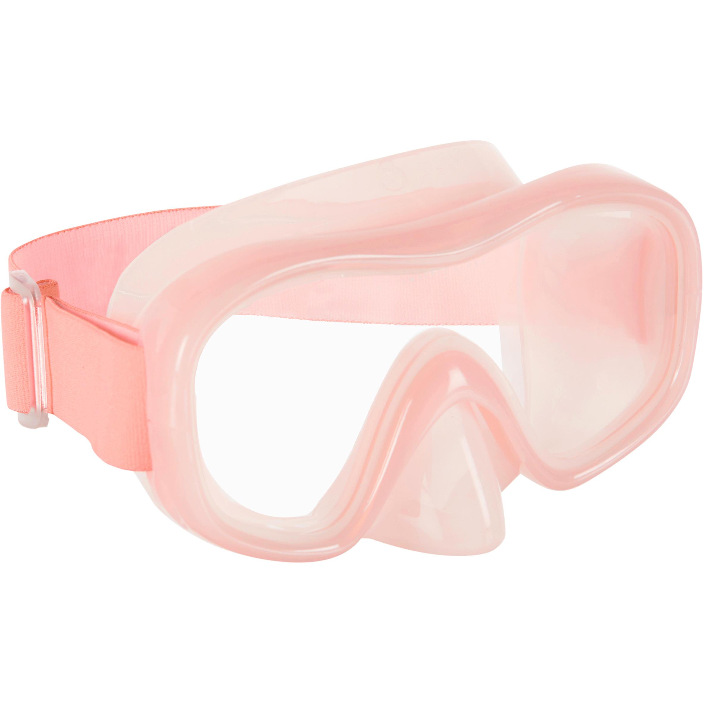 Mască snorkeling SNK 520 Corai imagine