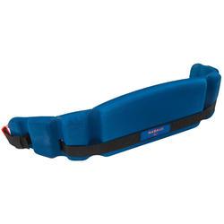 Ceinture de flottabilité d'Aquagym Newbelt bleu disponible en 3 tailles