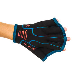 Aquafitness Neoprene Gloves Pair - Black