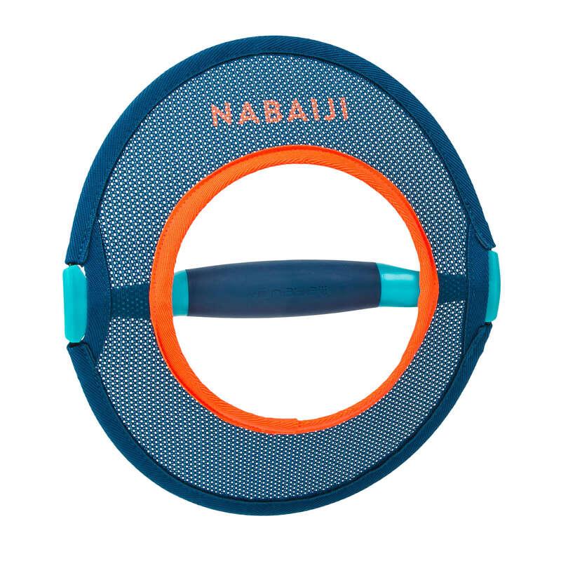 KOSTIUMY I SPRZĘT DO AQUAFITNESS I AQUABIKE Aquafitness - Hantle PULLPUSH z siatki NABAIJI - Aquafitness