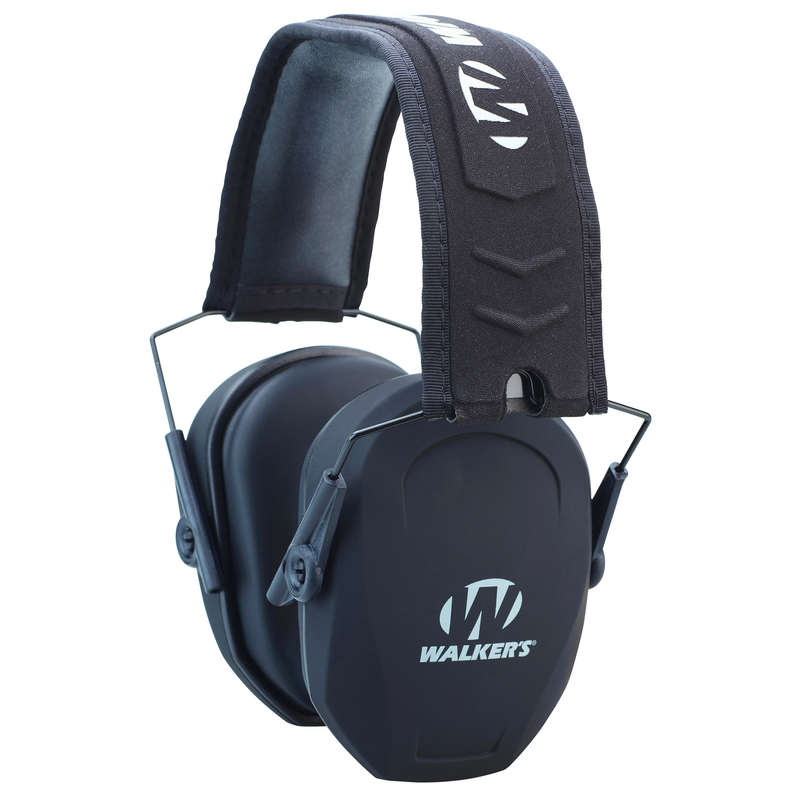 HEARING PROTECTION/GLASSES Shooting and Hunting - EAR DEFENDERS RAZOR PASSIF ALVIS - Clay Pigeon Shooting