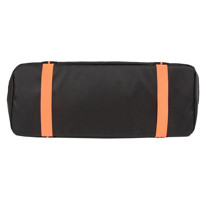 Sac Aquagym et Aquafitness noir orange