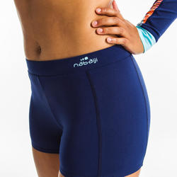 Women's aquafitness Anny shorty - blue