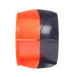 Paire d'haltères aquatiques R360 Aquafitness et Aquacrosstraining bleu orange