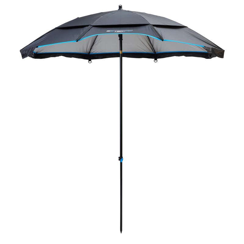 OMBRELLONI E RIPARI Pesca - Ombrello/parasole PF-U500 L CAPERLAN - Postazione pesca al colpo
