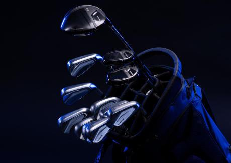 Met welk geschenk kan je iemand die golft blij maken? Golfclubs!