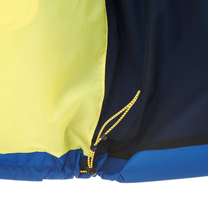 Chaqueta impermeable senderismo en la naturaleza hombre NH100 azul marino azul