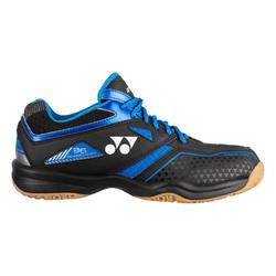 Chaussure de Badminton et sports intérieurs POWER CUSHION 36 noir