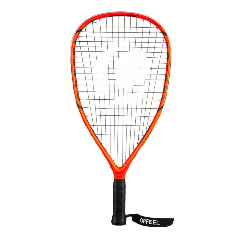 Raqueta Squash57 Opfeel SR57 160 Iniciación Adulto Rojo