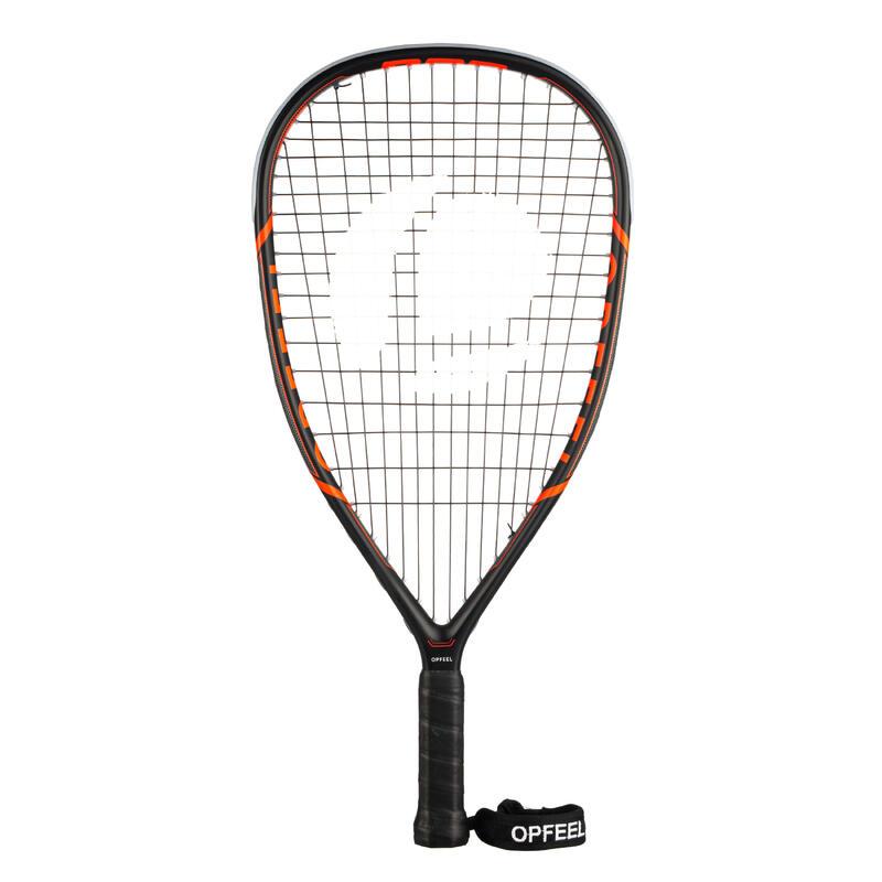 Raqueta Squash57 Opfeel SR57 900 Experto Adulto Negro/Rojo