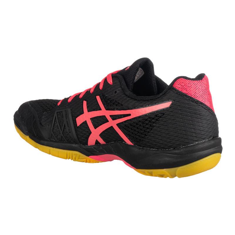 Women's Badminton Shoes Blade 7 - Black/Pink