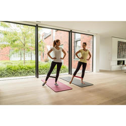 TAPIS DE SOL CONFORT PILATES M BORDEAUX 180cmx60cmx15mm