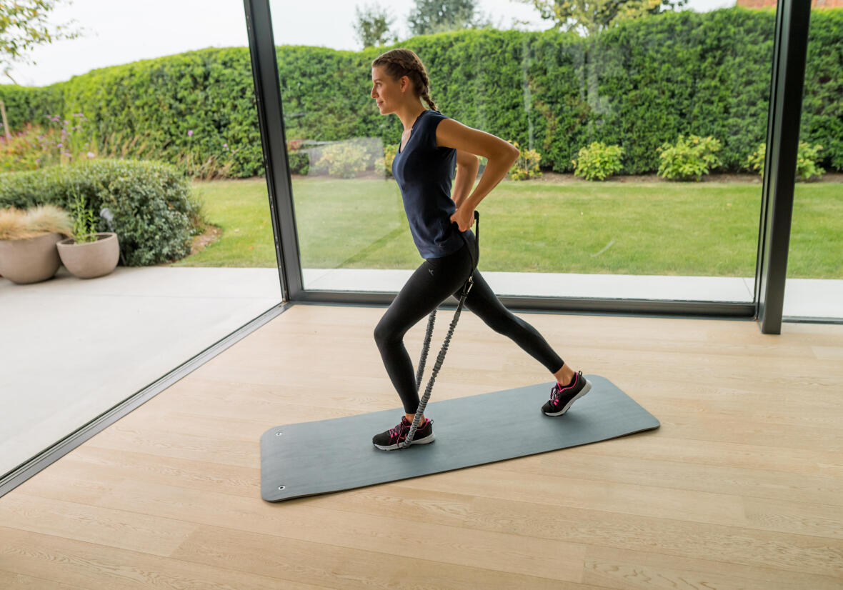 gym douce pilates domyos
