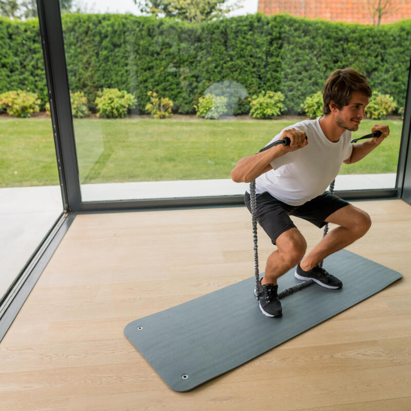 8 Exercices Avec Une Bande Elastique Ma Routine Fitness
