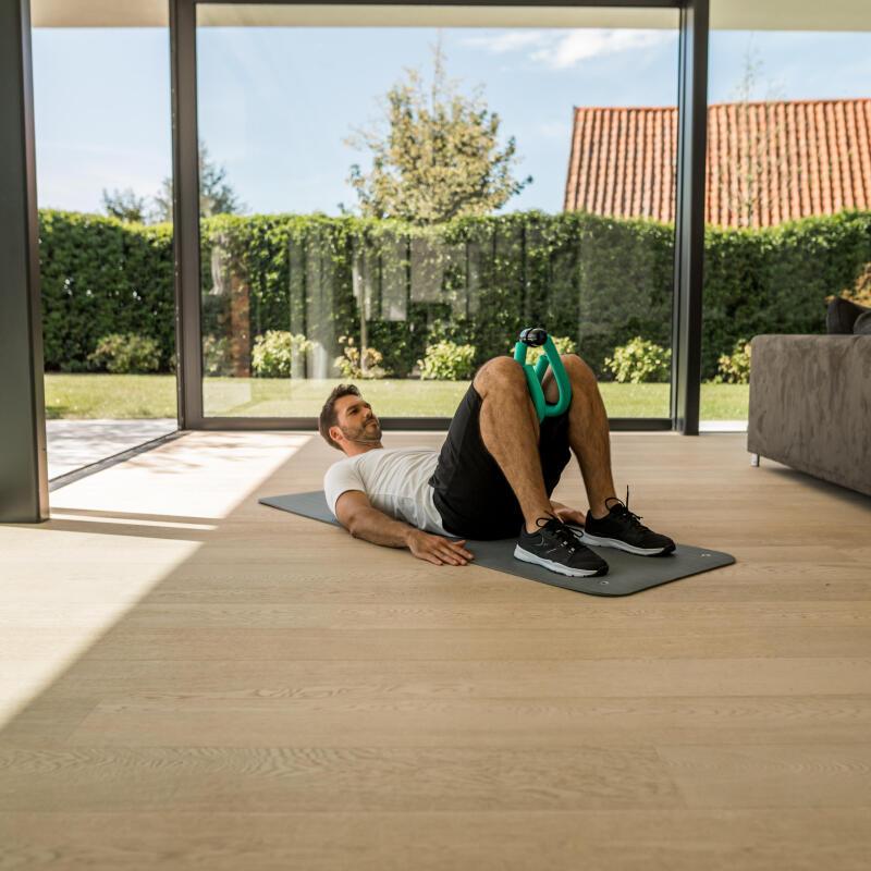 groupswerk sport met een body power thuis