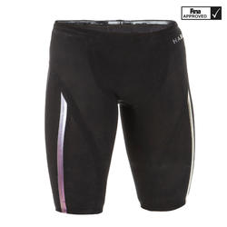 FINA男款競賽及膝短褲SKINVOLT 900