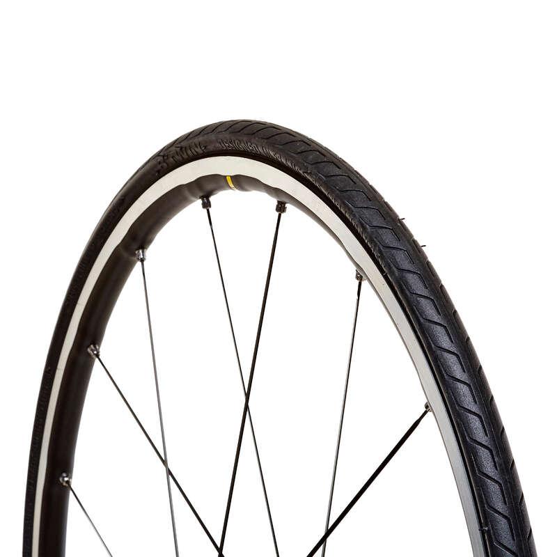 PLÁŠŤ SILNIČNÍ Cyklistika - PLÁŠŤ TRIBAN PROTECT 650×25 BTWIN - Náhradní díly na kolo