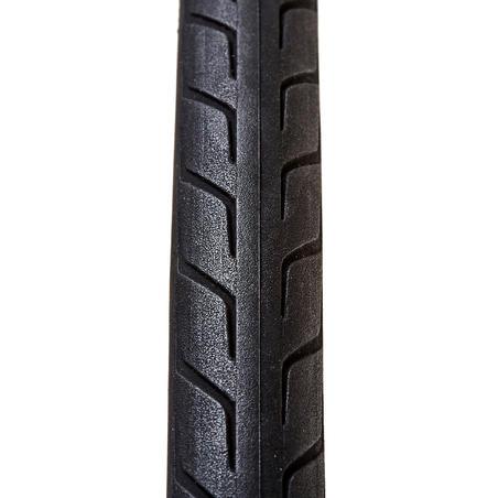 Triban Protect Light Road Tire 700x25 + Flex Bead / ETRTO 25-622