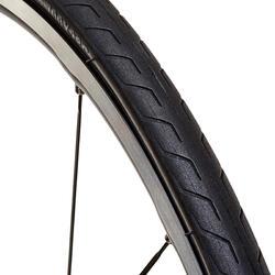Buitenband voor racefiets Triban Protect Light 700x28 + draadband / ETRTO 28-622