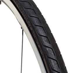 Triban Protect Light Road Tyre 700x25 + Flex Bead / ETRTO 25-622