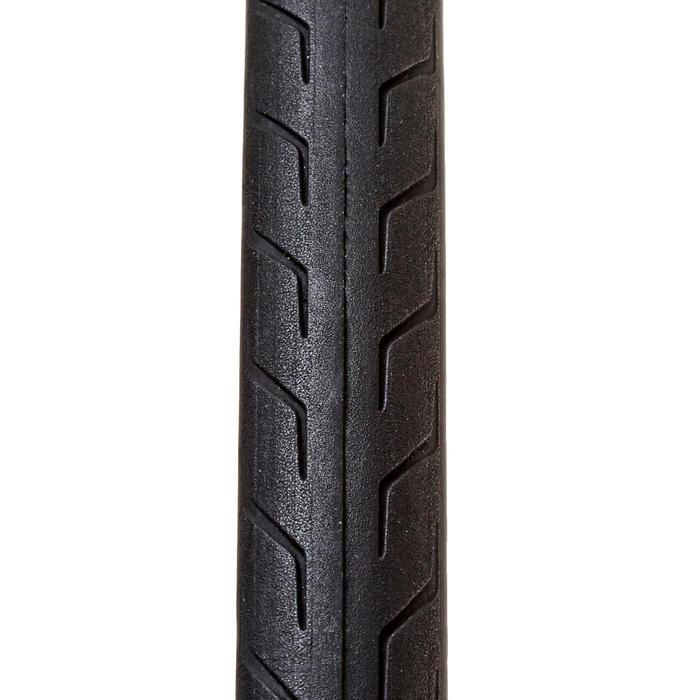 Buitenband racefiets Triban Protect Light 700x28 + draadband / ETRTO 28-622