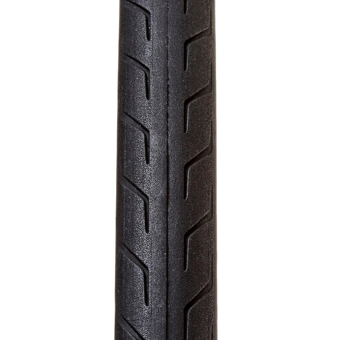 Triban Protect Light 700 x 28 Flex Bead Road Tyre ETRTO 28-622