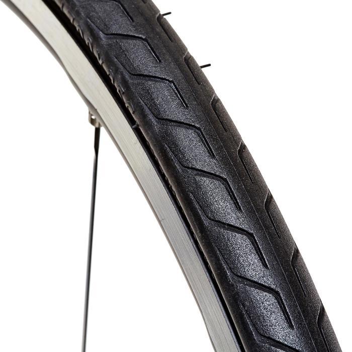 Buitenband racefiets Triban Protect 650x25 + draadband / 25-571