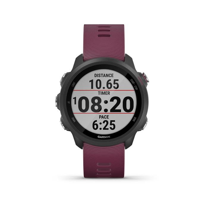 Garmin Forerunner 245 Reloj GPS Pulsómetro Muñeca Cereza