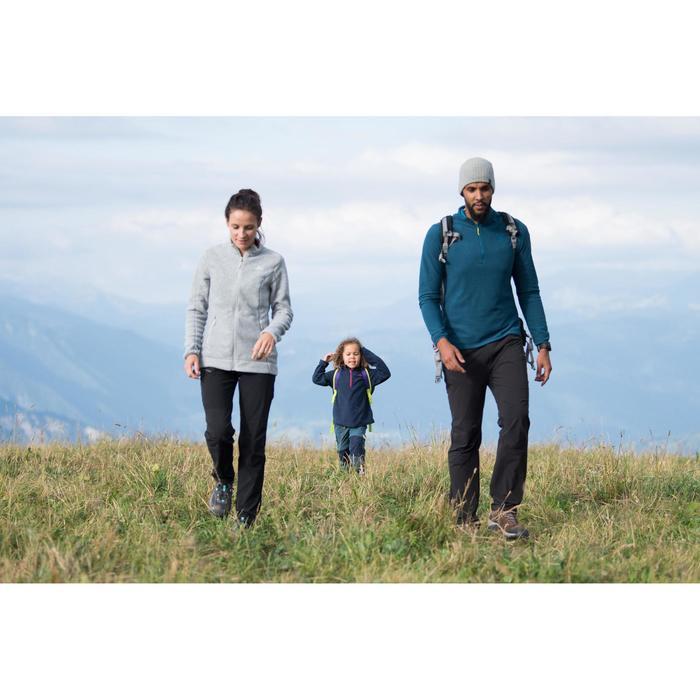 Veste polaire de randonnée montagne - MH120 - Femme