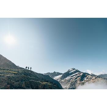 Veste polaire de randonnée montagne homme MH520 Noir