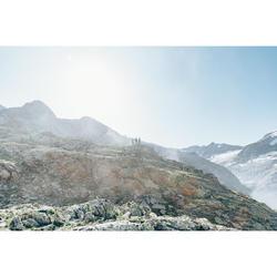 Veste polaire de randonnée montagne homme MH520 Turquoise