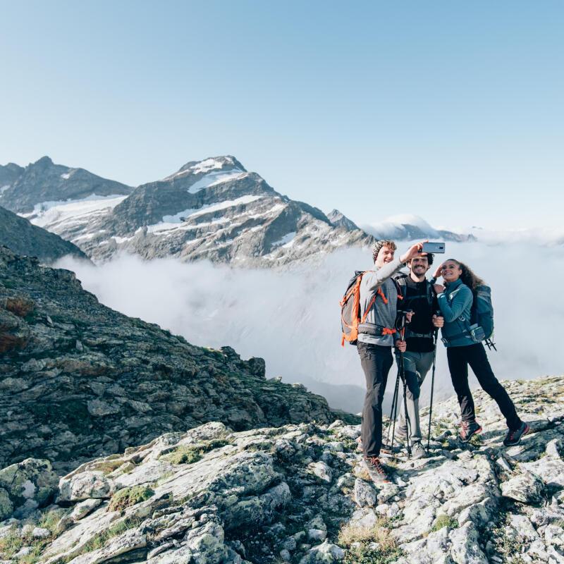 En famille, entre amis ou en couple : à chacun sa randonnée !