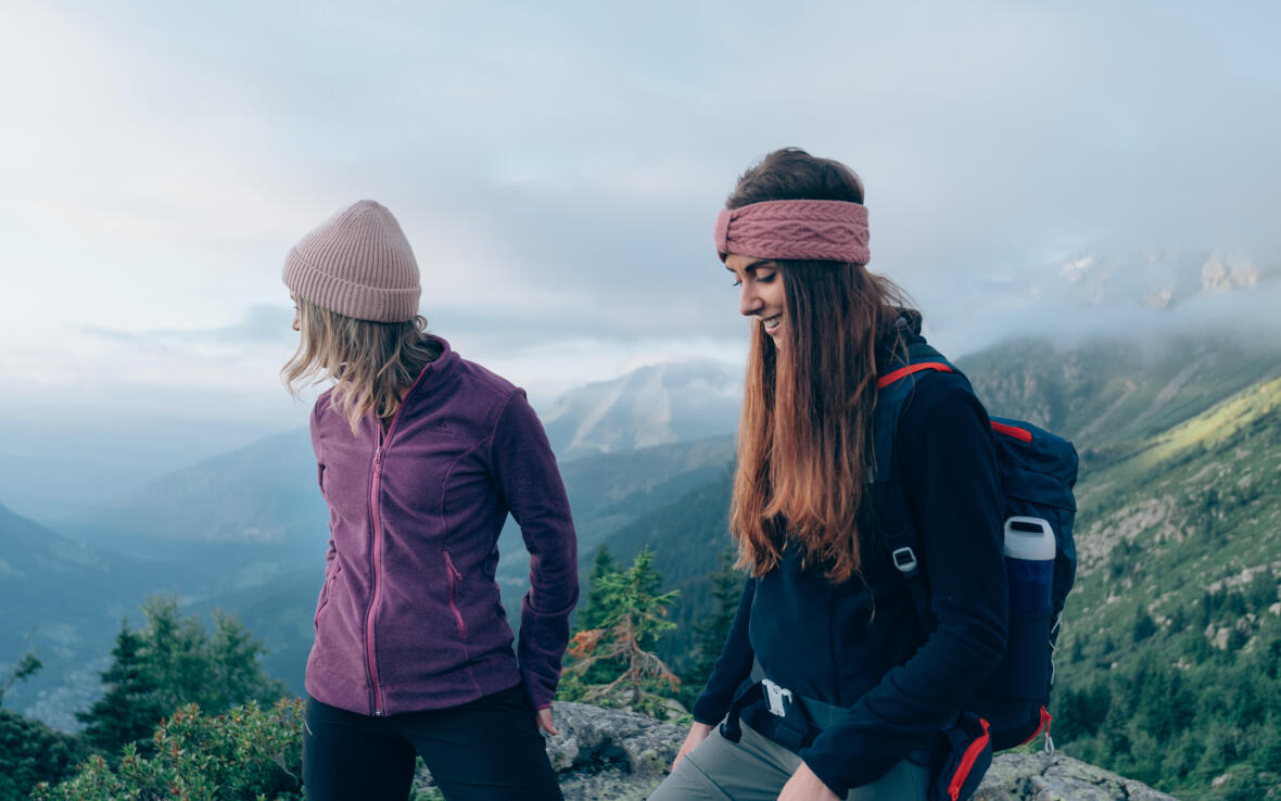 7 astuces pour vaincre l'acrophobie en randonnée