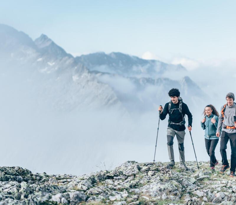 S'orienter en randonnée : le balisage des sentiers - titre