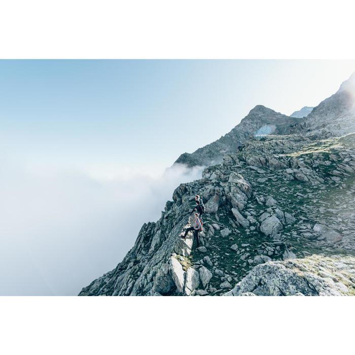 Veste polaire de randonnée montagne homme MH120 Kaki
