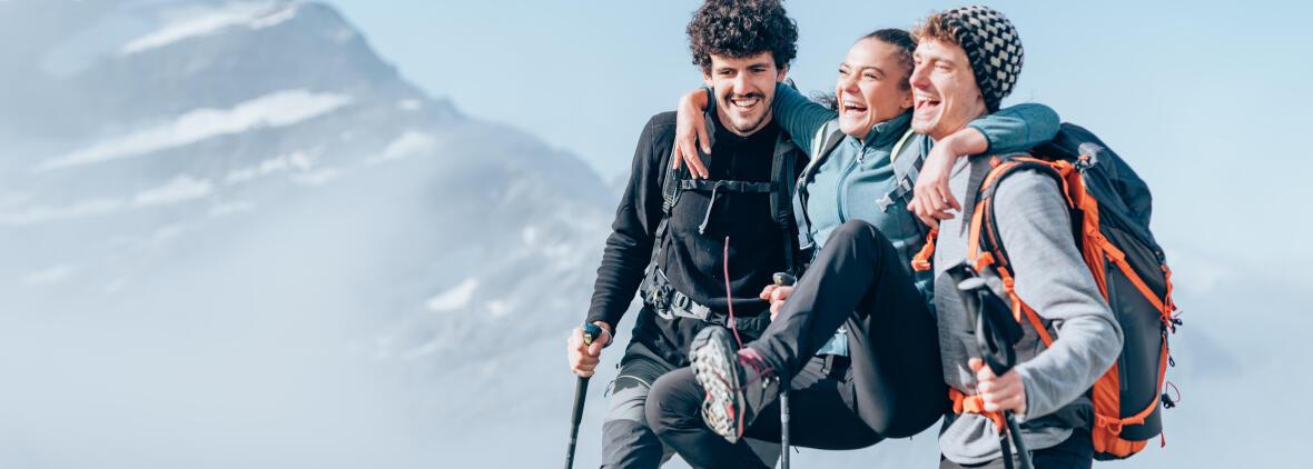 6 bienfaits de la randonnée - bienfaits physique