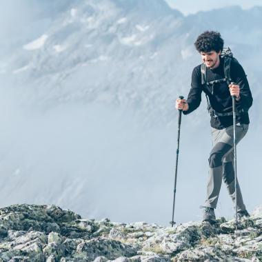 Comment choisir une polaire de randonnée - titre