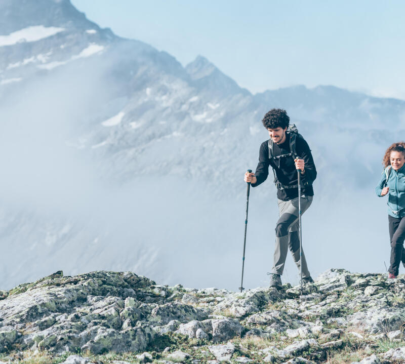 How to choose a hiking fleece - title