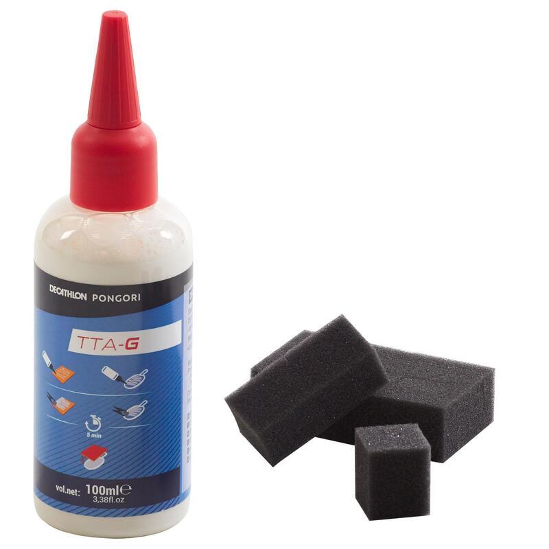 Colle pour revêtements et bois de raquette TTA Colle 100 ml + 10 applicateurs