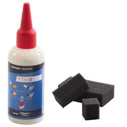 Cola Revestimentos e Madeiras de Raquetes de Ping Pong TTA 100ml+10 Aplicadores