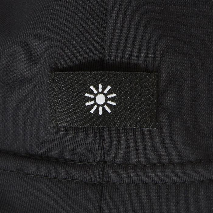 跑步帽WARM+ - 黑色