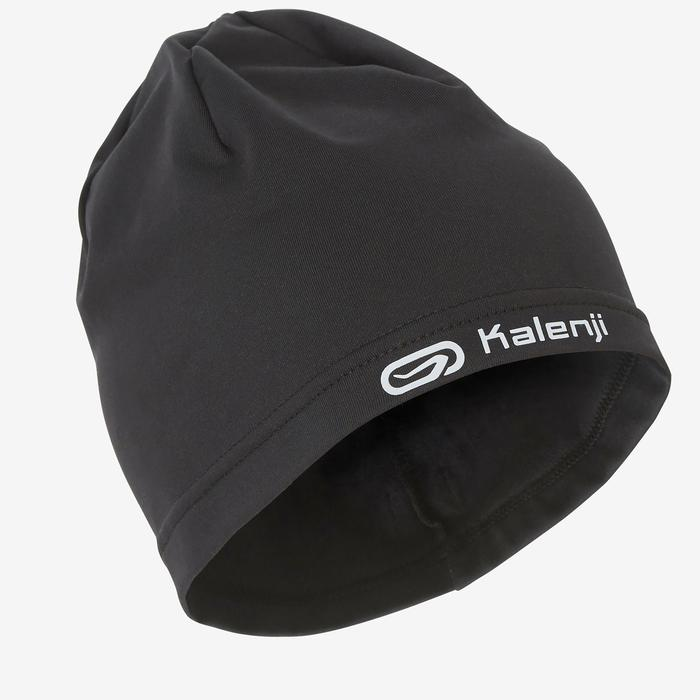 BONNET CHAUD RUNNING RUN WARM + NOIR