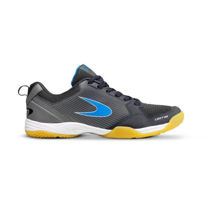 Chaussures de hockey en salle adulte intensité moyenne LGHT350 bleu