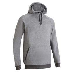 FSW 500 Fitness Cardio Training Sweatshirt - Grey