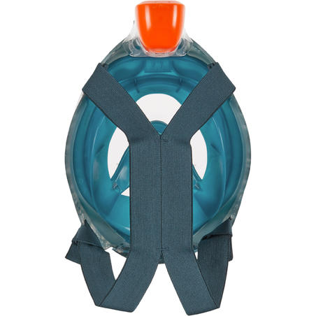 Surface snorkelling mask Easybreath 500 Oyster
